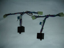 Mazda RX7 Electric Window Switch Bypass Relay 1986-1991 Kit Plugnplay Both Doors