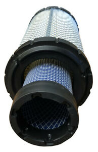 17743-U1100-71 + 17744-U1100-71 AIR FILTER KIT FITS TOYOTA FORKLIFTS WITH 4Y