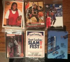 LOT (5) 90'S PROMO / REDEMPTION / INSERT SETS ! DRAFT XCHANGE KELLOGGS CEREAL