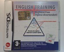 ENGLISH TRAINING PER NINTENDO DS USATO