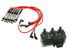 VW Jetta / Golf VR6 OEM HUCO  Ignition Coil + BOSCH Ignition Plug Wires