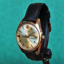 ARDATH Reefguard Automatic Gold Plated Vintage Watch 1767 Reloj Montre Orologio