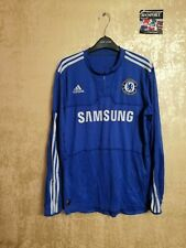 Chelsea FC London Home Fußballtrikot Trikot Jersey Shirt 2009/2010 Adidas M