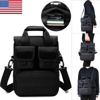 Military Tactical Shoulder Bag Crossbody Handbag for Outdoor Hiking Camping US