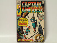 CAPTAIN AMERICA #131 Marvel Comics 1970 VG/FN  Bucky Reborn!    FL