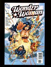 Wonder Woman #1 (2006) NM Adam Kubert 1:10 Variant Donna Troy Cheetah Dr Psycho