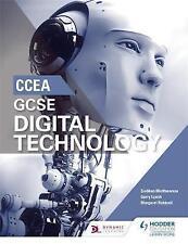 CCEA GCSE Digital Technology by Siobhan Matthewson, Gerry Lynch, Margaret Debbadi (Paperback, 2017)