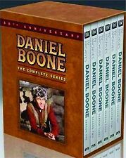 DANIEL BOONE the Complete Series DVD Collection Seasons 1-6 Season 1 2 3 4 5 6