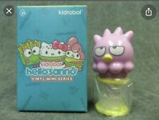 New Kidrobot - Hello Sanrio - Badzt Maru Ice Cream Cone- Vinyl Mini - Opened