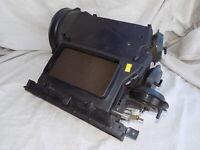 Heater A/C Air Vent Distributor Box Case w/ Vacuum Pods OEM 1993 C4 Corvette