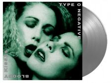 TYPE O NEGATIVE Bloody Kisses * SEALED NUMBERED 180g SILVER COLOR VINYL
