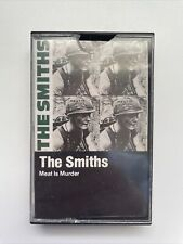 The Smiths - Meat Is Murder (Audio Cassette Tape, 1984, Sire) Morrissey good