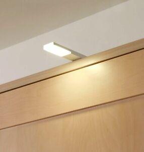 LED OVER KITCHEN CABINET LIGHT KIT CUPBOARD WARDROBE MODERN SLIMLINE GRACE