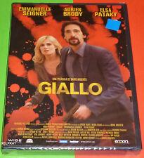 GIALLO Dario Argento -DVD R2- English Español - Precintada
