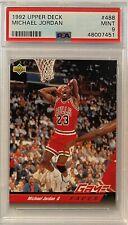 1992 Michael Jordan Upper Deck #488 PSA 9 MINT GOAT HOF