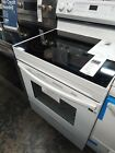 Samsung 6.3 cu. ft. Smart Freestanding Electric Range with No-Preheat Air Fry an photo
