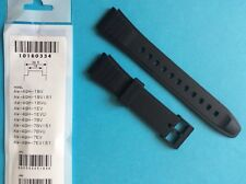 Casio Uhrband schwarz AW-49H Ersatzband Band Strap