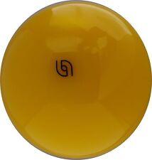Kegelkugel Vollkugel 140mm gelb Typ Aramith