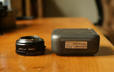 Metabones Nikon G to Sony E lens adaptor mount