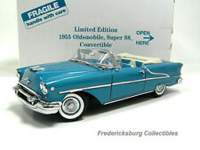 Danbury Mint 1955 Oldsmobile Super 88 Convertible Ltd Edition - Mib With Papers