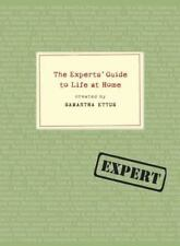 The Experts' Guide to Life at Home, Ettus, Samantha, Good Condition, Book