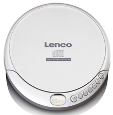 Lenco CD-201 - Tragbarer CD-Player Walkman - Diskman - CD Walkman - MP3 Funktion