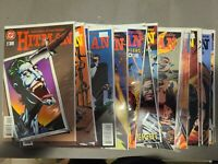 Hitman #2-4,9,11,12,15-18,20,24-28,58,58 comic lot Garth Ennis DC Comics