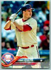 2018 Topps Tommy Joseph Philadelphia Phillies #583