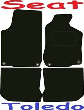 Seat Toledo Tailored Deluxe Quality Car Mats 1999-2005