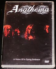 anatema: A Vision Of A Dying EMBRACE DVD 2002 Peaceville records dvdvile4 NUEVO
