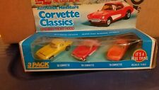 Vintage Kmart Champ of the Road Classic Corvette set Hard To Find from 1979