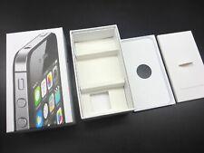 nur VERPACKUNG für iPhone 4S 64GB schwarz *ohne iPhone* Box Schachtel Karton 125