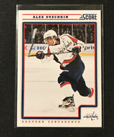 2012-13 Score #461 Alexander Ovechkin Washington Capitals