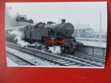 PHOTO  LMS LOCO 42196 AT LEEDS 29TH MAY 1964