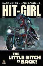 Hit-Girl #1 John Romita Jr. & Mark Millar Kick-Ass us cómic 2012 nm nuevo Movie