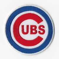 Chicago Cubs I iron on patch embroidered patches applique