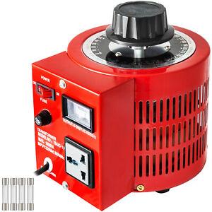 Stelltrafo Stelltransformator 0-300V AC 1000W Einphasig Regeltrafo Ringkerntrafo