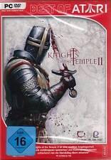 Knights of the temple II 2 * cruzados aventura * nuevo