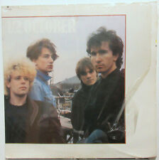 U2 October 1981 MEXICO ORG LP Shrink! MINTY! Bono SPANISH Titles EDGE