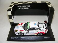 1/43 Minichamps Porsche 911 GT3 RS T2M from 2004 1000 Kilometer of Spa