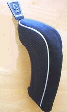 New Hybrid,Rescue Head Cover,Black w Navy sides,Slip-on.Best Seller tags 2,3,4,5