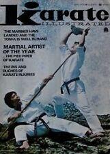 11/75 KARATE ILLUSTRATED MAGAZINE DAN IVAN FUMIO DEMURA KUNG FU MARTIAL ARTS