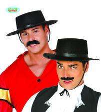 Costumi e travestimenti nero in feltro per carnevale e teatro  7bf0a553d213