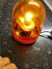 QUALITY DASTERI 12 Volt ROTATING BEACON MAGNETIC BASE LIGHT LAMP