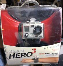 GoPro Hero 3 Digital Helmet Camera 1st Gen Rare Still sealed Collectors item