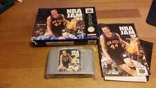 NBA Jam 99 Nintendo 64 N64 PAL OVP CIB