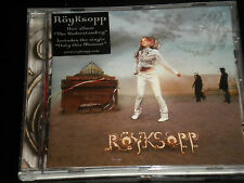 Royksopp - The Understanding - CD Album - 2005 - 12 Great Tracks