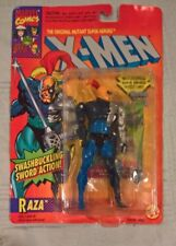 Toy Biz RAZA X-Men Series 7 Action Figure NIP 1994 STARJAMMERS