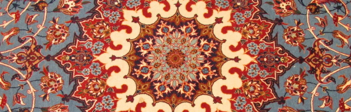 Authentic Rugs of Persia