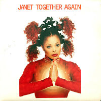 Janet Jackson CD Single Together Again - France (VG+/VG+)